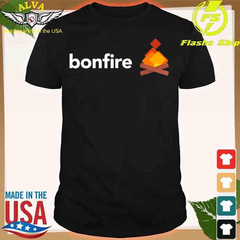 Bonfire Coin Bonfire Crypto Shirt