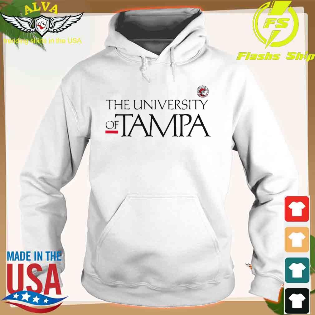 The University Of Tampa Shirt hoodie