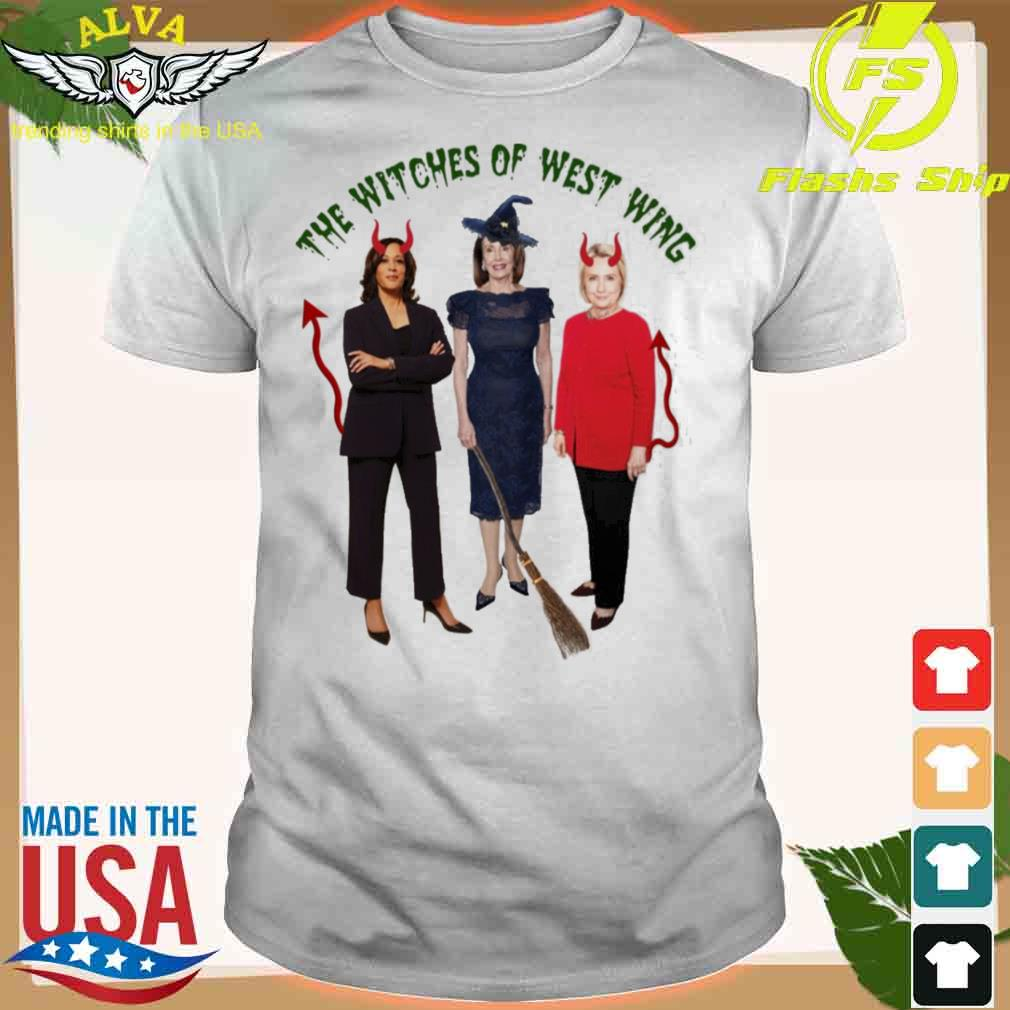 The Witches Of West Wing Shirt