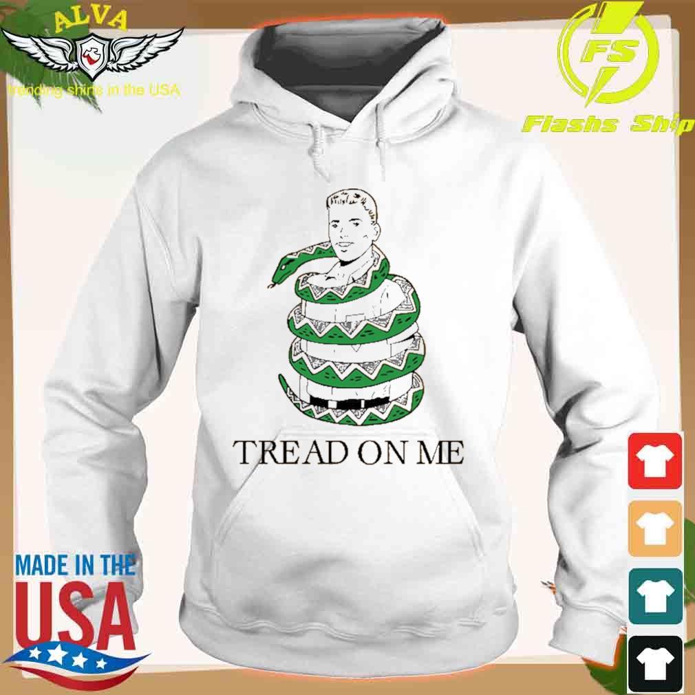 Tread on me s hoodie